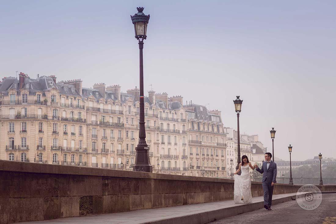 Pre Wedding Photo Session Paris